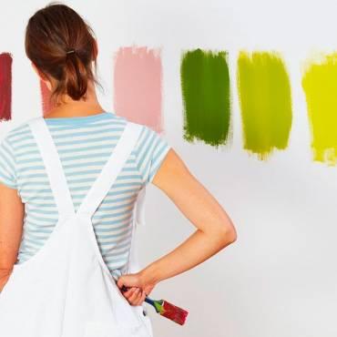 Elegir el color para pintar las paredes de tu casa